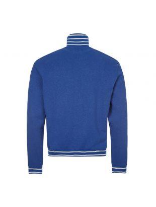 Track Jacket - Blue / Stripe