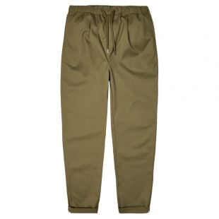 Trousers Drawstring - Military Green