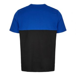 T-Shirt Taped - Regal Blue