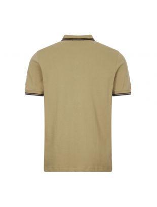 Polo Shirt Twin Tipped - Sage