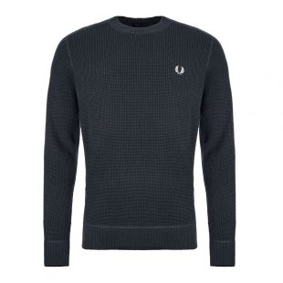 Fred Perry Jumper Crew Neck | K7520 608 Navy