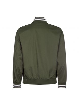 Bomber Jacket Tennis - Hunting Green