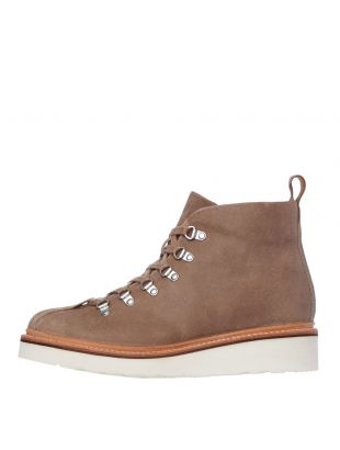 Grenson Bobby Hiker Boots | 112899 Taupe