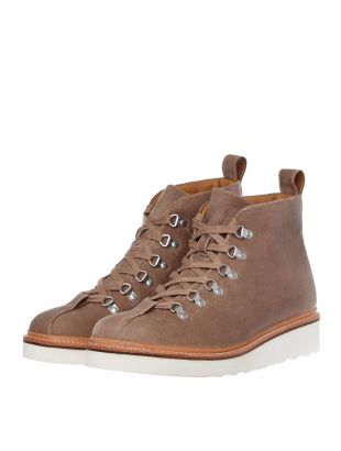 Bobby Hiker Boots - Taupe