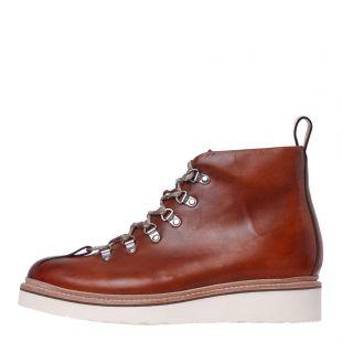 grenson bobby boots 112078 tan