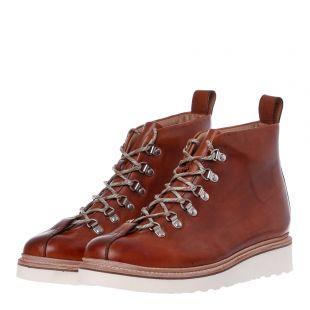 Bobby Boots - Tan