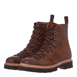 Brady Boots - Tan