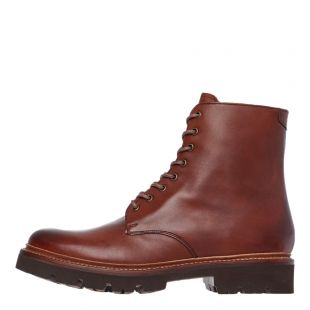 Grenson Boots Hadley | 112617 Tan