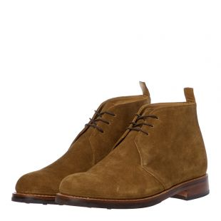 Wendell Boots - Tan