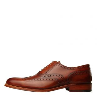 Grenson Dylan Brogue 111370 Handpainted Tan