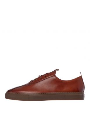 Grenson Sneaker 1 |112941 Tan | Aphrodite