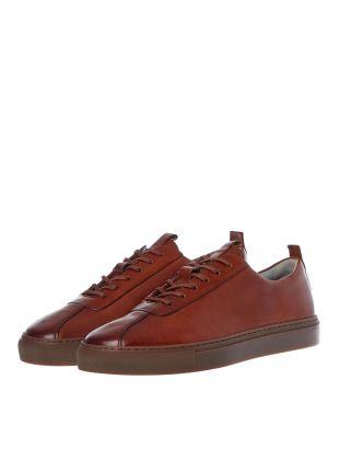 Sneaker 1 - Tan