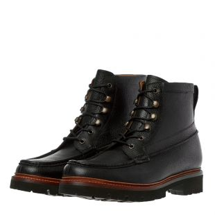 Rocco Boots  - Black