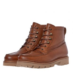 Rocco Boots - Tan