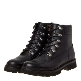Rutherford Calk Boots - Black