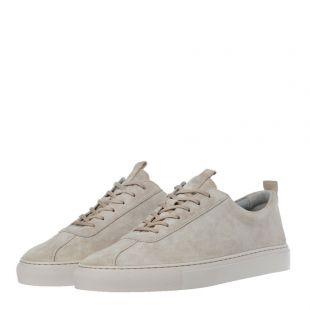 Sneaker 1 - Stone