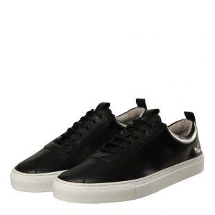 Sneaker 1 - Black Calf