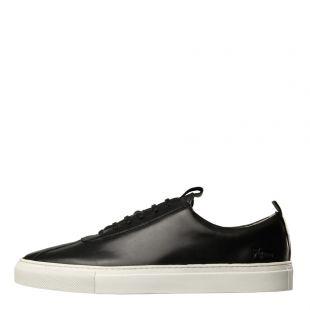 Grenson Sneaker 1 111500 Black Calf