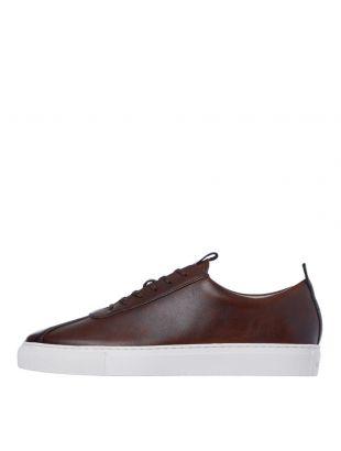 Grenson Sneaker 1 | 111444 Dark Brown