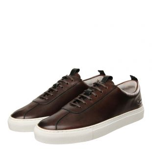 Sneaker 1 - Dark Brown