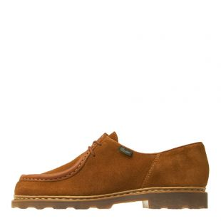 Paraboot Michael Marche Shoes 184737 Whiskey Suede