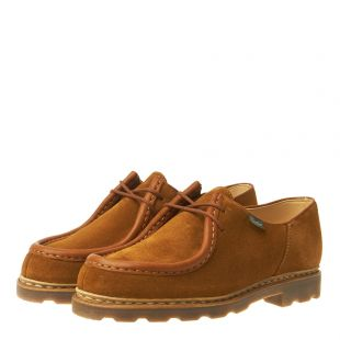 Michael Shoes - Whiskey Suede