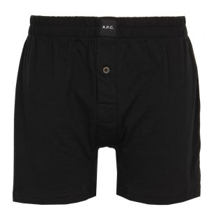 apc boxer shorts cabourg COBMB H18024 LZZ black