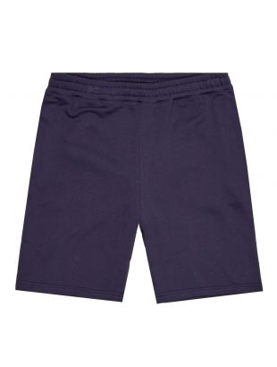 Sweat Shorts Tiger Crest - Navy