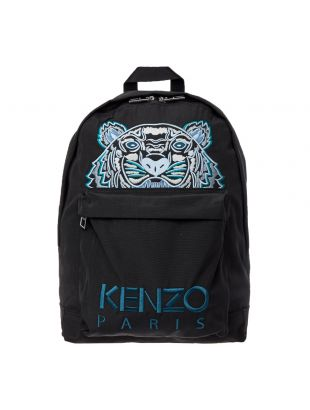 Kenzo Backpack , FA65SF300F20 99E Black , Aphrodite 1994