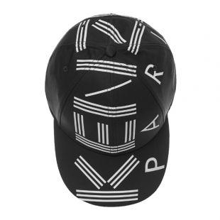 Cap - Black / White