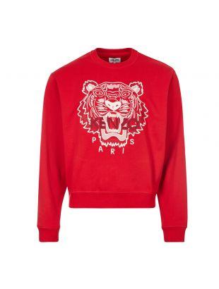 Kenzo Sweatshirt |PFA65SW1104XA 22 Red | Aphrodite