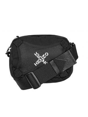 Kenzo Cross Body Bag | FA65SA218F21 99 Black | Aphrodite