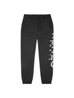 Sweatpants Cuffed - Black