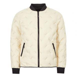 kenzo reversible bomber jacket FA55BL6121NO 03 black beige