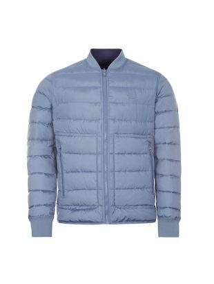 Kenzo Reversible Jacket | FB55BL1111NE 67 Blue | Aphrodite