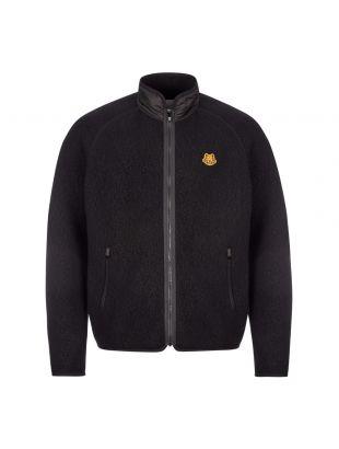 Kenzo Zipped Jacket , FA65BL7604ML 99 Black , Aphrodite 1994