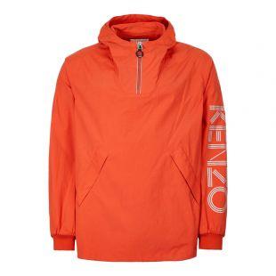 Kenzo Windbreaker | PF965BL1491NL 20 Orange / Vermillion