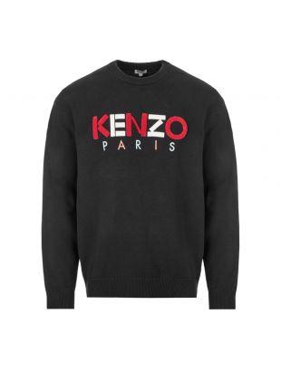 Kenzo Jumper Paris Black FA55PU2173LC 99