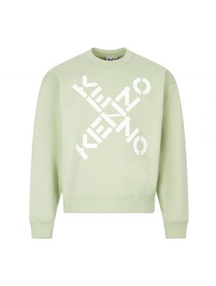 Sweatshirt Logo - Green
