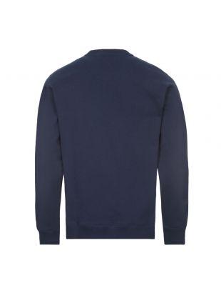 Sweatshirt Tiger Logo - Navy Blue