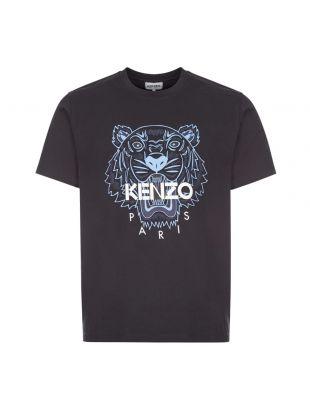 Kenzo Tiger T-Shirt | FB55TS0204YA 99 Black