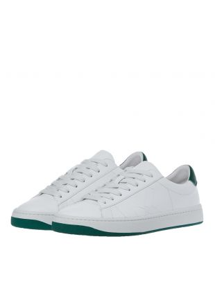 Low Top Sneakers - White