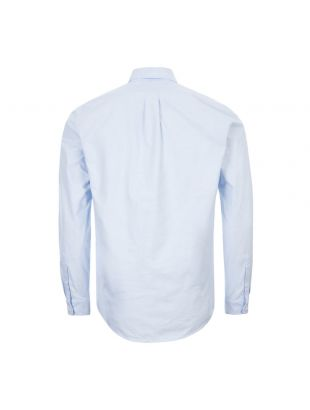 Shirt Long Sleeve - Blue