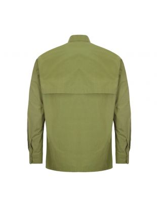 Moleskin Shirt - Green