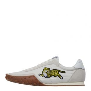 Kenzo Move Trainers F865SN122F54 93 In White At Aphrodite Clothing