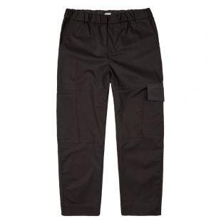 Kenzo Trousers | F965PA2161RA 99 Black