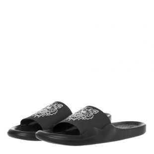 Mule Sliders - Black