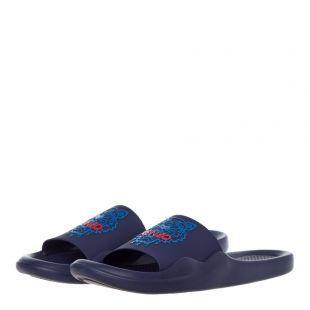 Mule Sliders - Blue