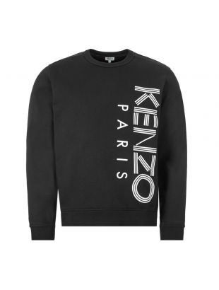 kenzo sweatshirt|F965SW1324MD black