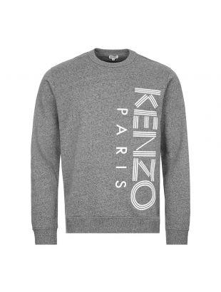 kenzo sweatshirt logo F965SW1324MD 98 grey